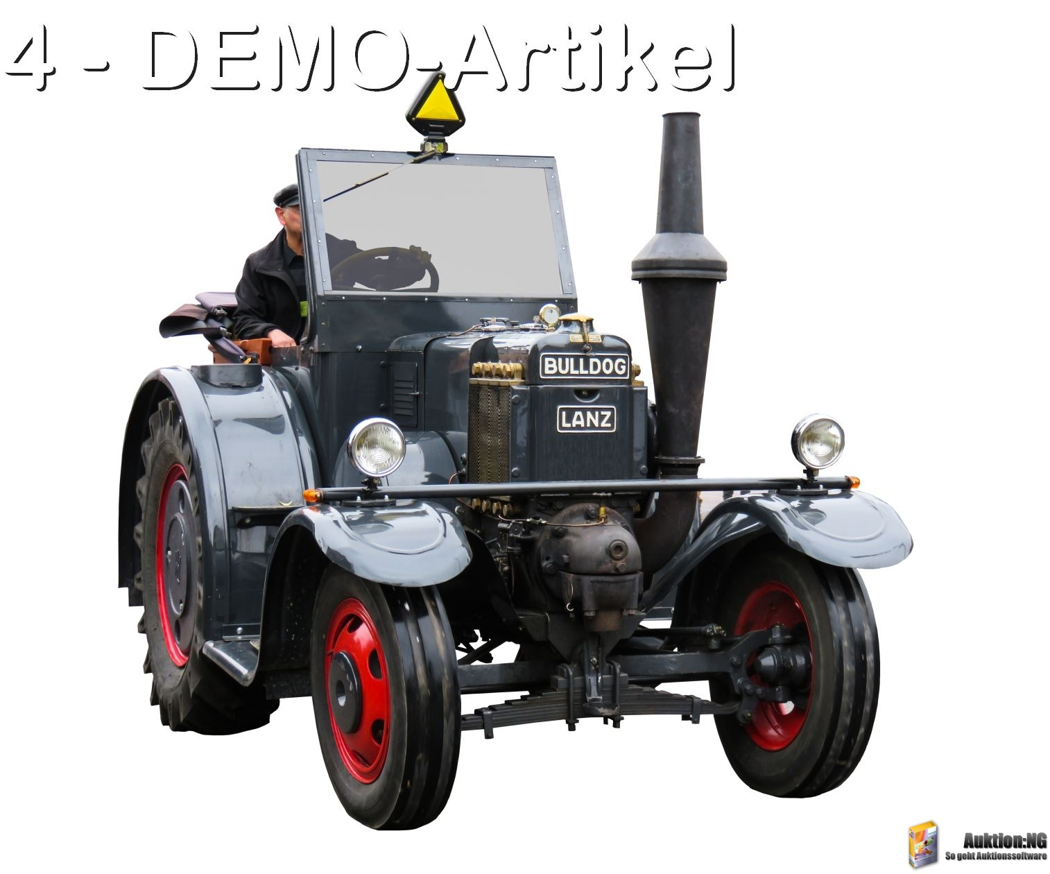 traktor lanz bulldog 2 auktion ng die neue generation. Black Bedroom Furniture Sets. Home Design Ideas