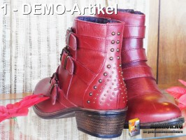 Rote Stiefel